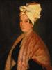 Portrait de marie celine